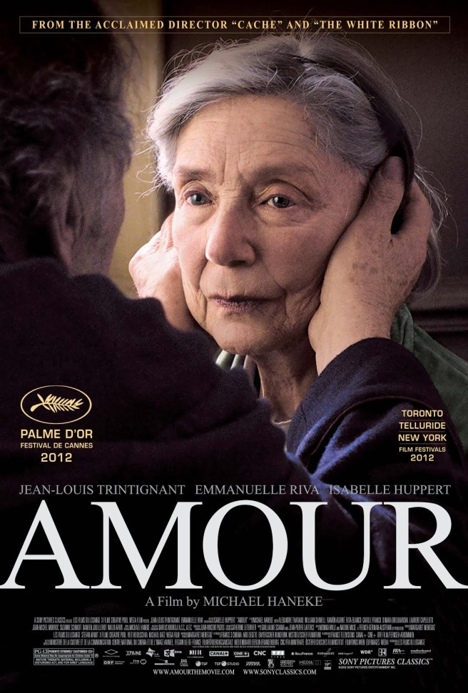 Amour cartaz